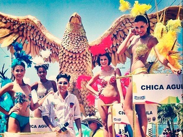 chicas águila 2013