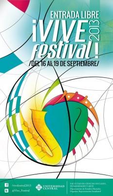 Extraído de https://www.facebook.com/vivefestival2013/info